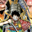 One Piece Vol. 95: Kaido & Big Mom Rise as the Seven Warlords Fall