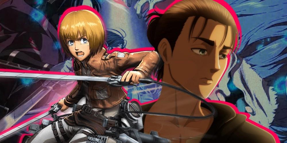 Attack on Titan: Eren & Armin's Voice Actors on the Series ...